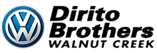 Dirito Bros Walnut Creek Volkswagen Logo