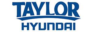 Taylor Hyundai Logo
