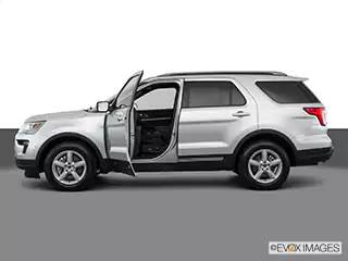 New 2018 Ford Explorer