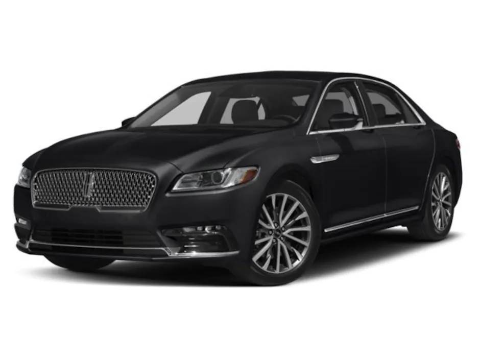 New 2018 LINCOLN Continental