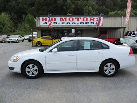 Used 2010 Chevrolet Impala