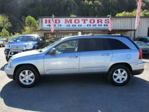 Used 2006 Chrysler Pacifica