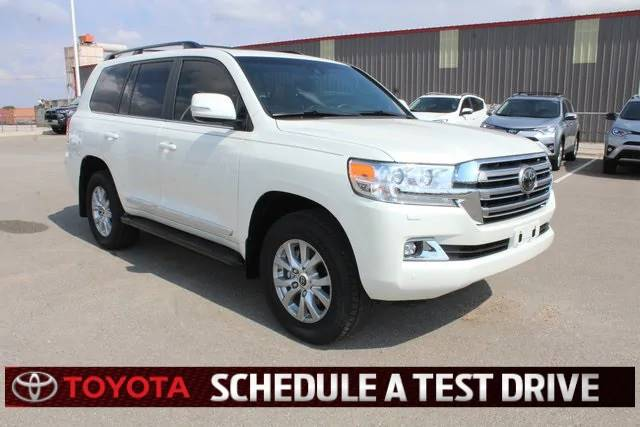 New 2018 Toyota Land Cruiser