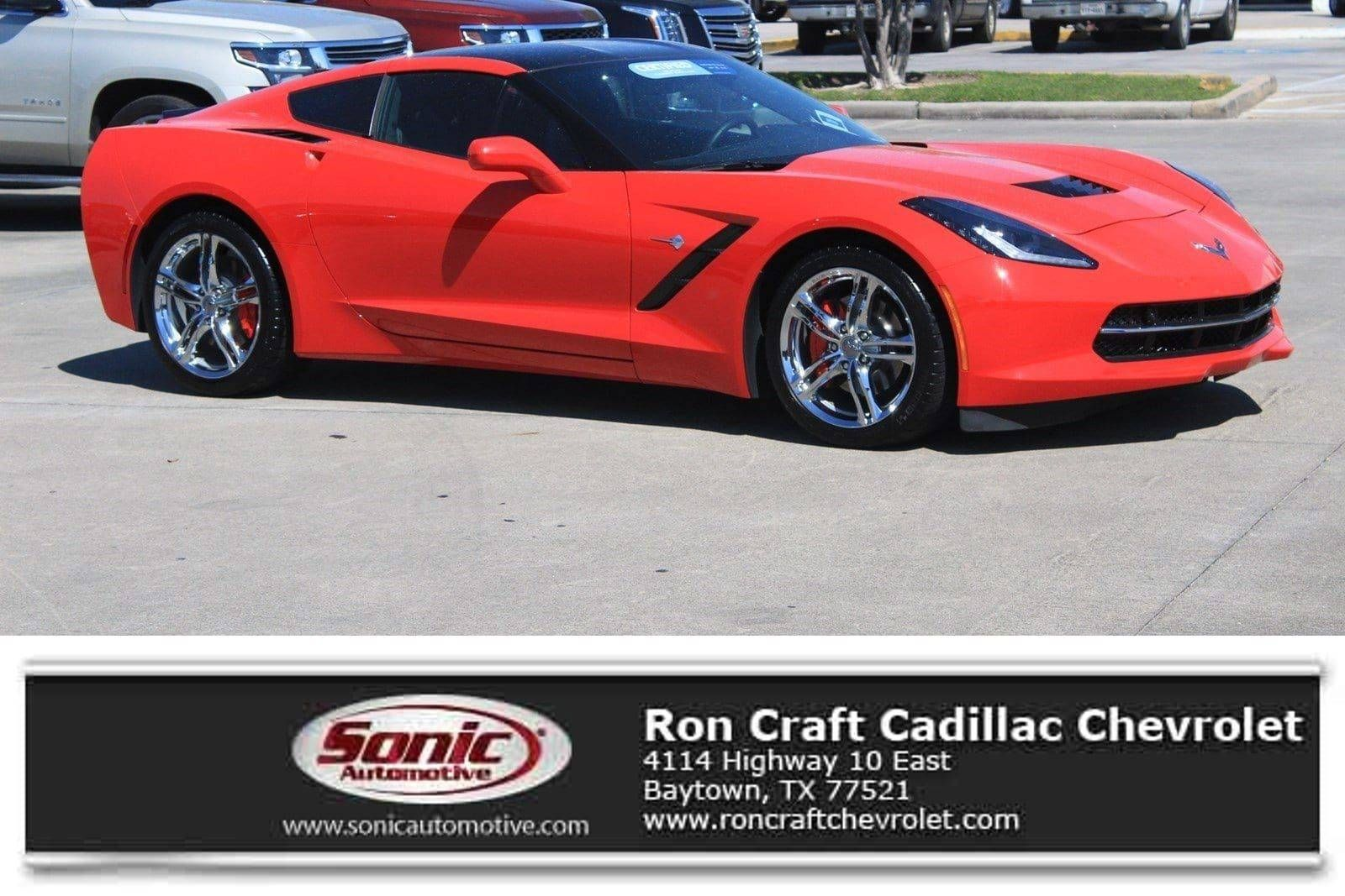 Used 2016 Chevrolet Corvette