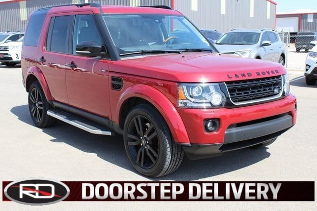 Used 2015 Land Rover LR4