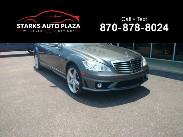 Used 2008 Mercedes-Benz S63