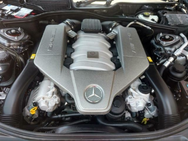 2008 Mercedes-Benz S63