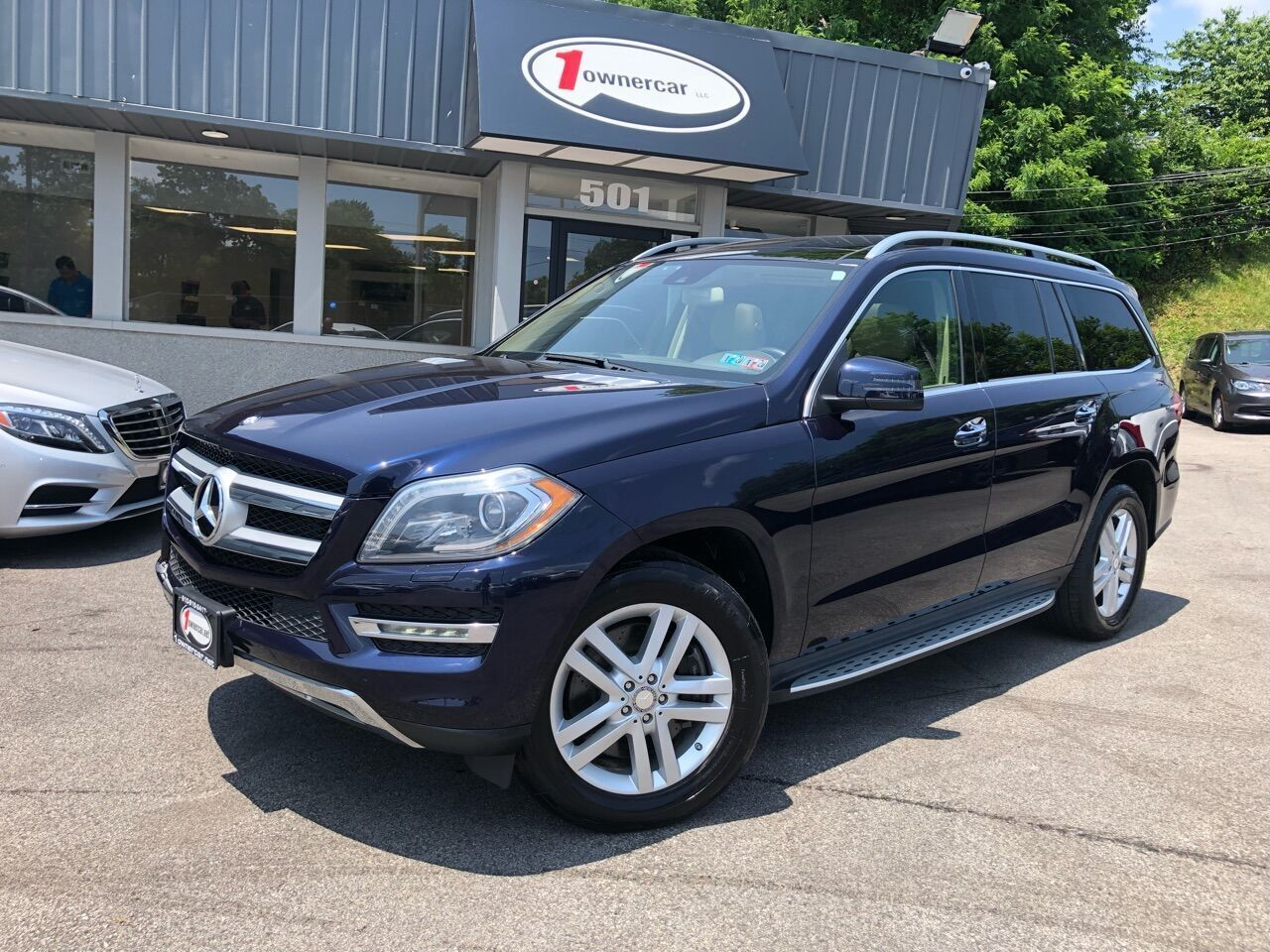 Used 2013 Mercedes-Benz GL-Class