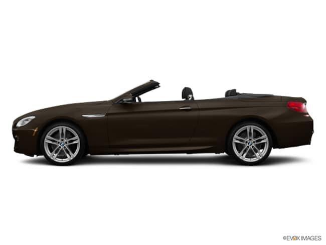 Used 2016 BMW 6 Series