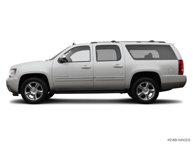Used 2014 Chevrolet Suburban
