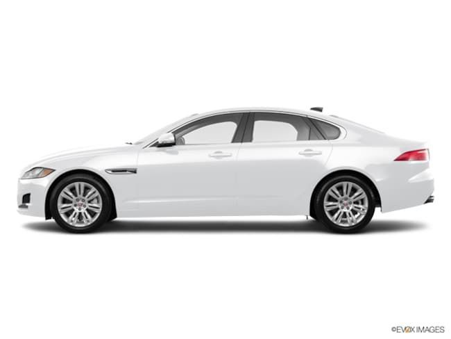 Used 2017 Jaguar XF