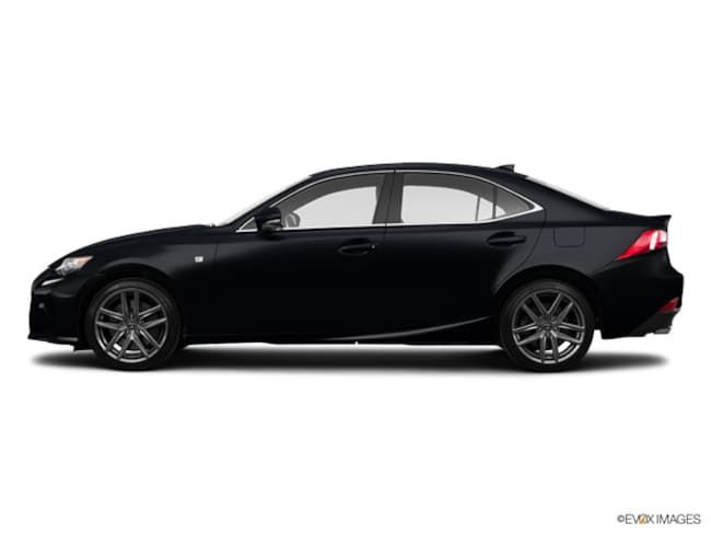 Used 2015 Lexus IS 350