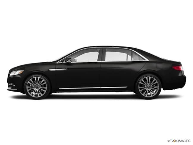 Used 2017 LINCOLN Continental