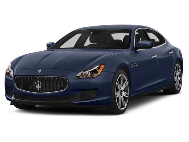 Used 2015 Maserati Quattroporte