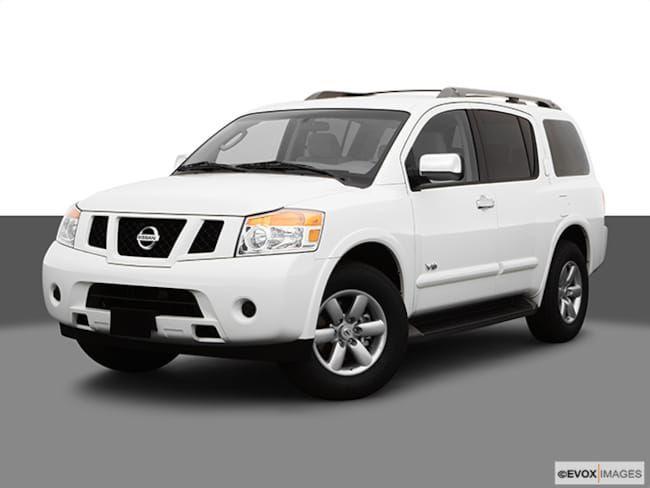 Used 2008 Nissan Armada
