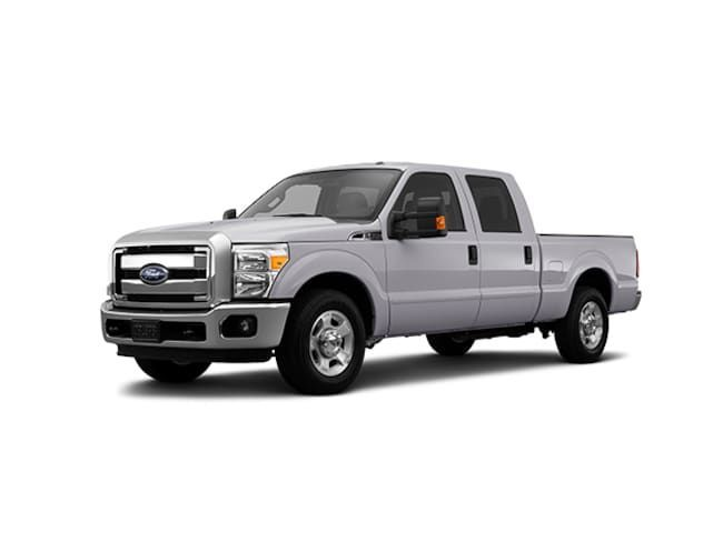 Used 2015 Ford Super Duty F-250