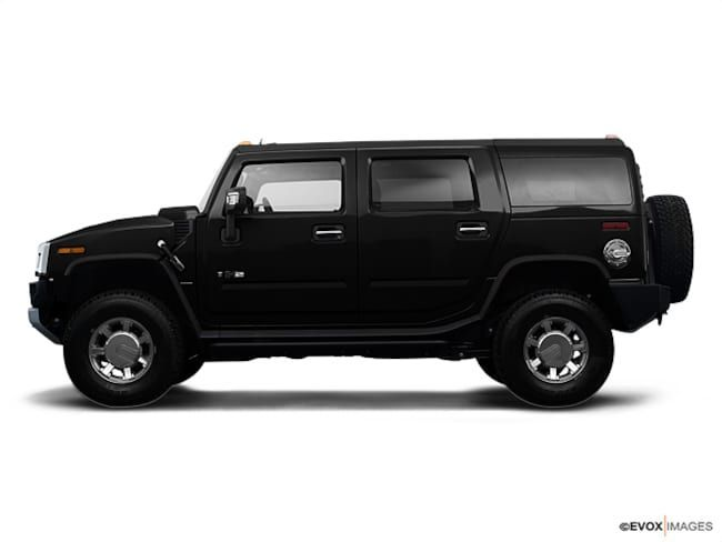 Used 2008 HUMMER H2