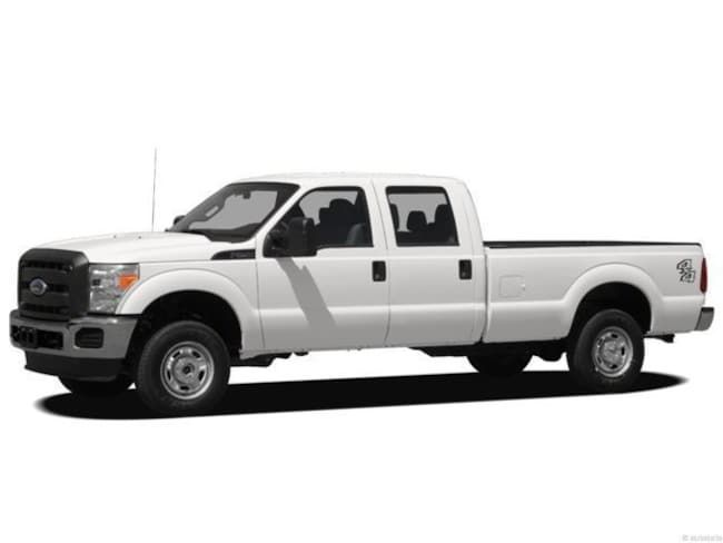 Used 2012 Ford Super Duty F-250
