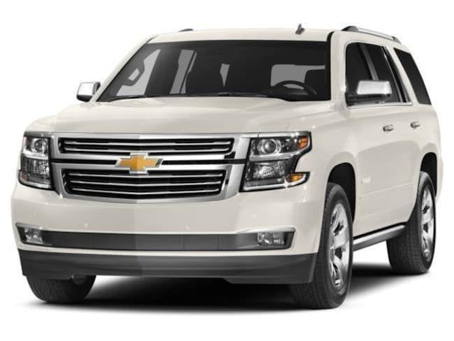 Used 2015 Chevrolet Tahoe