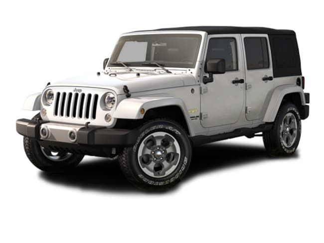 Used 2015 Jeep Wrangler