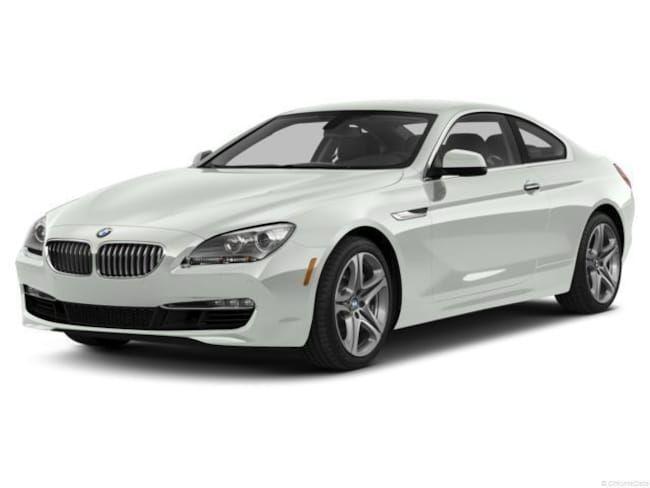 Used 2014 BMW 6 Series