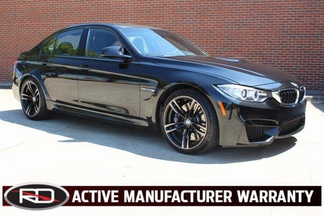 Used 2017 BMW M3