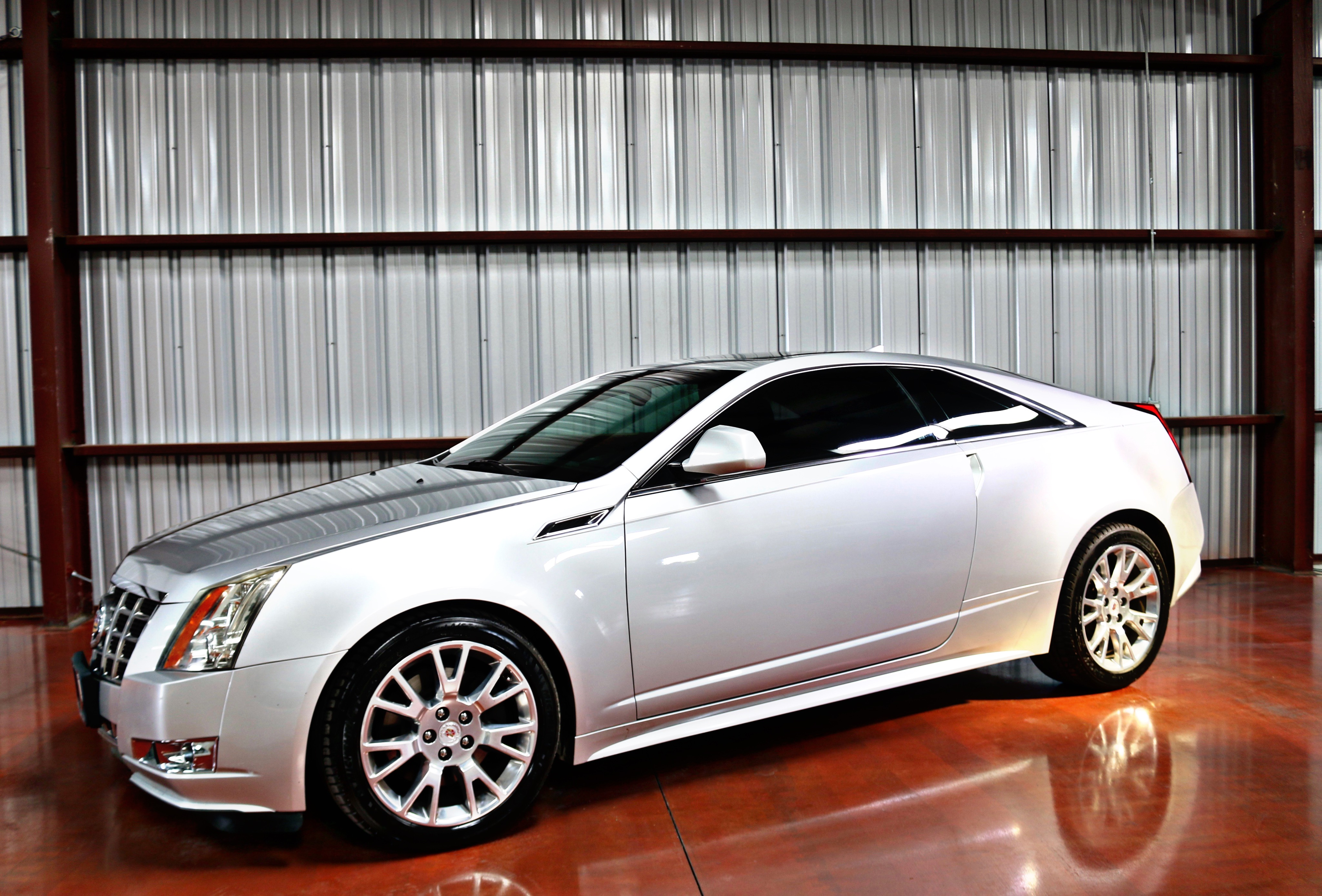 Used 2013 Cadillac CTS Coupe