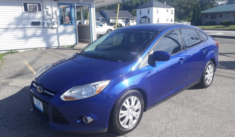Used 2012 Ford Focus