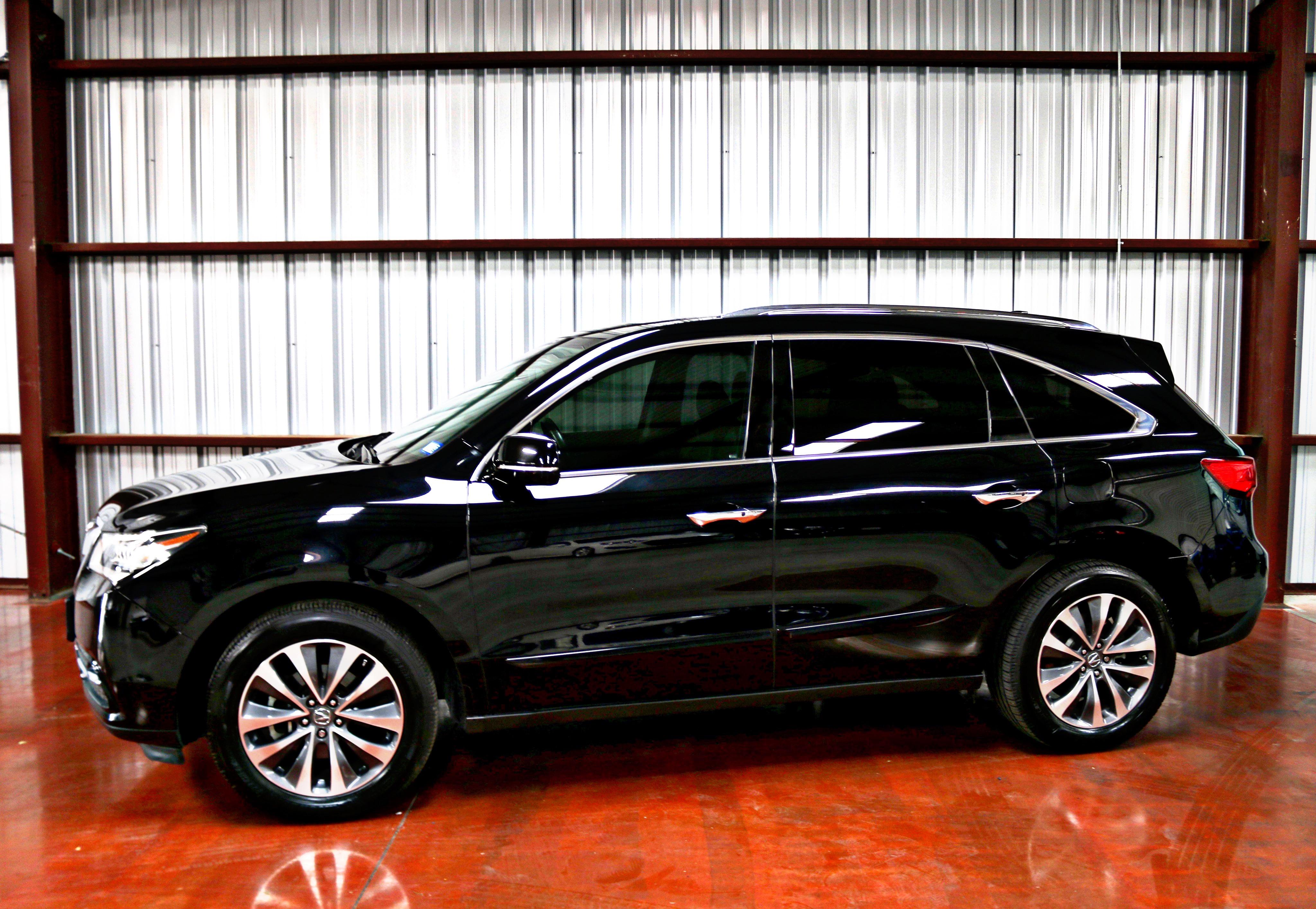 Used 2014 Acura MDX