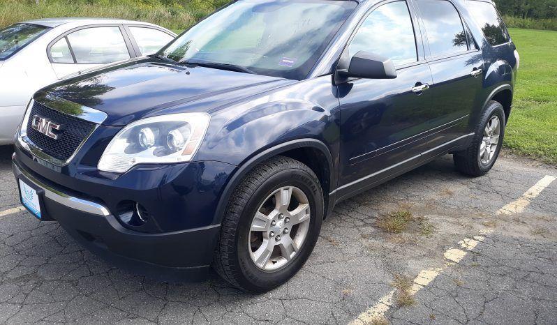 Used 2011 GMC Acadia
