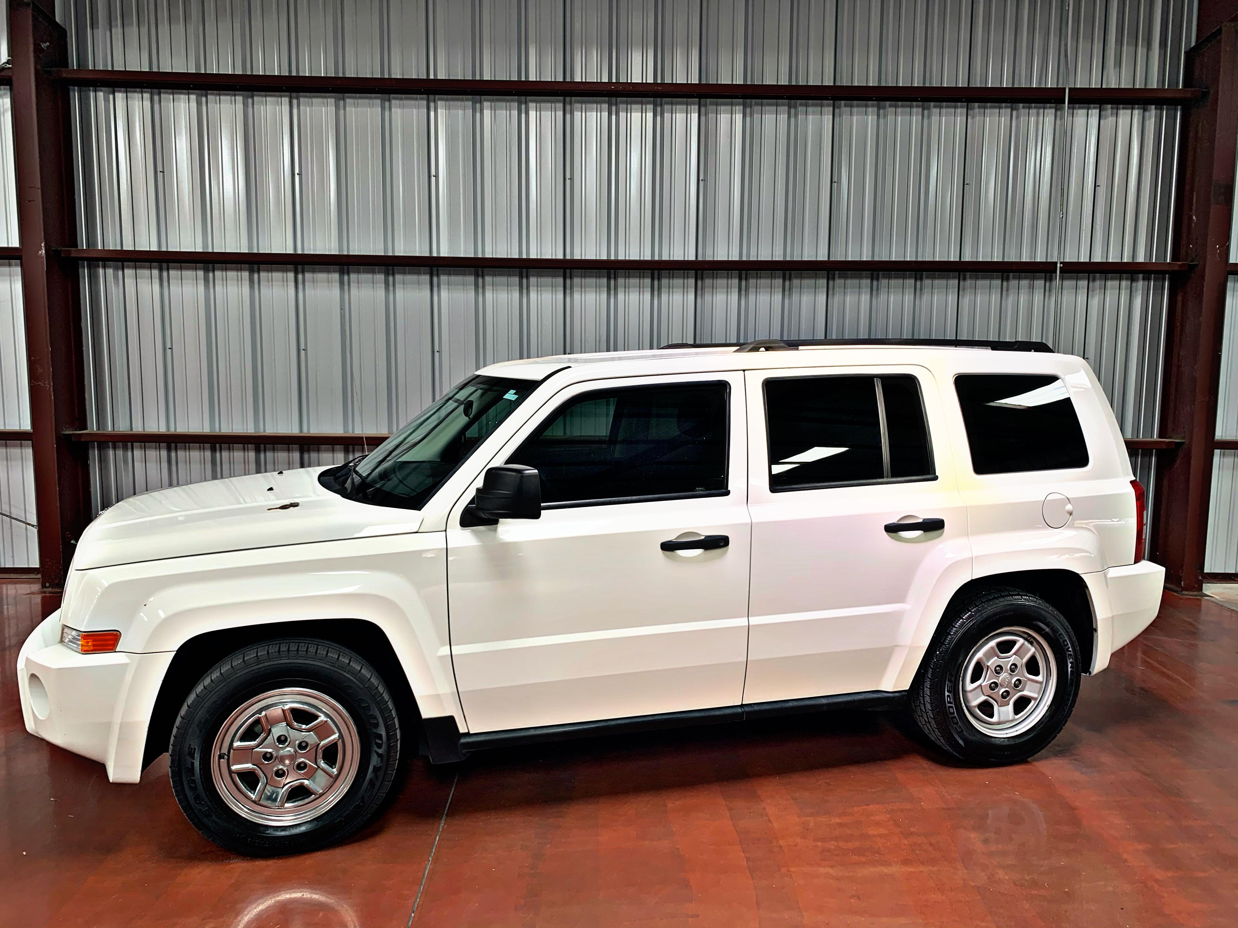 Used 2010 Jeep Patriot