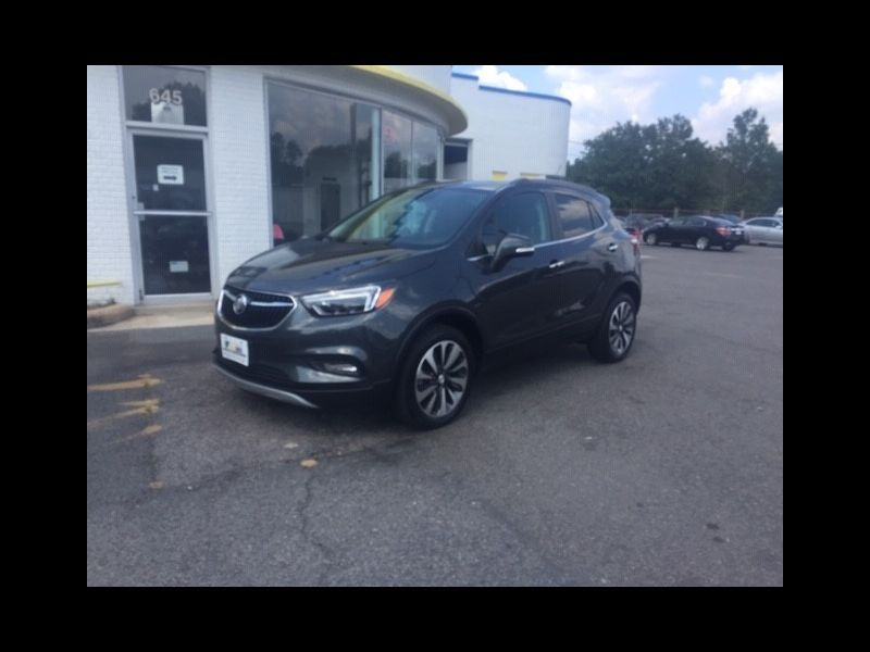 Used 2018 Buick Encore