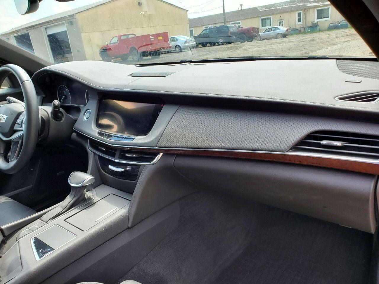 2018 Cadillac CT4