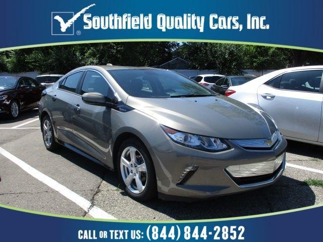 Used 2017 Chevrolet Volt