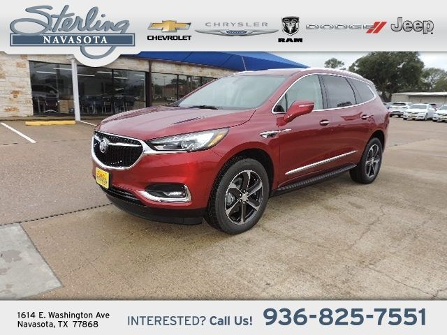 New 2020 Buick Enclave