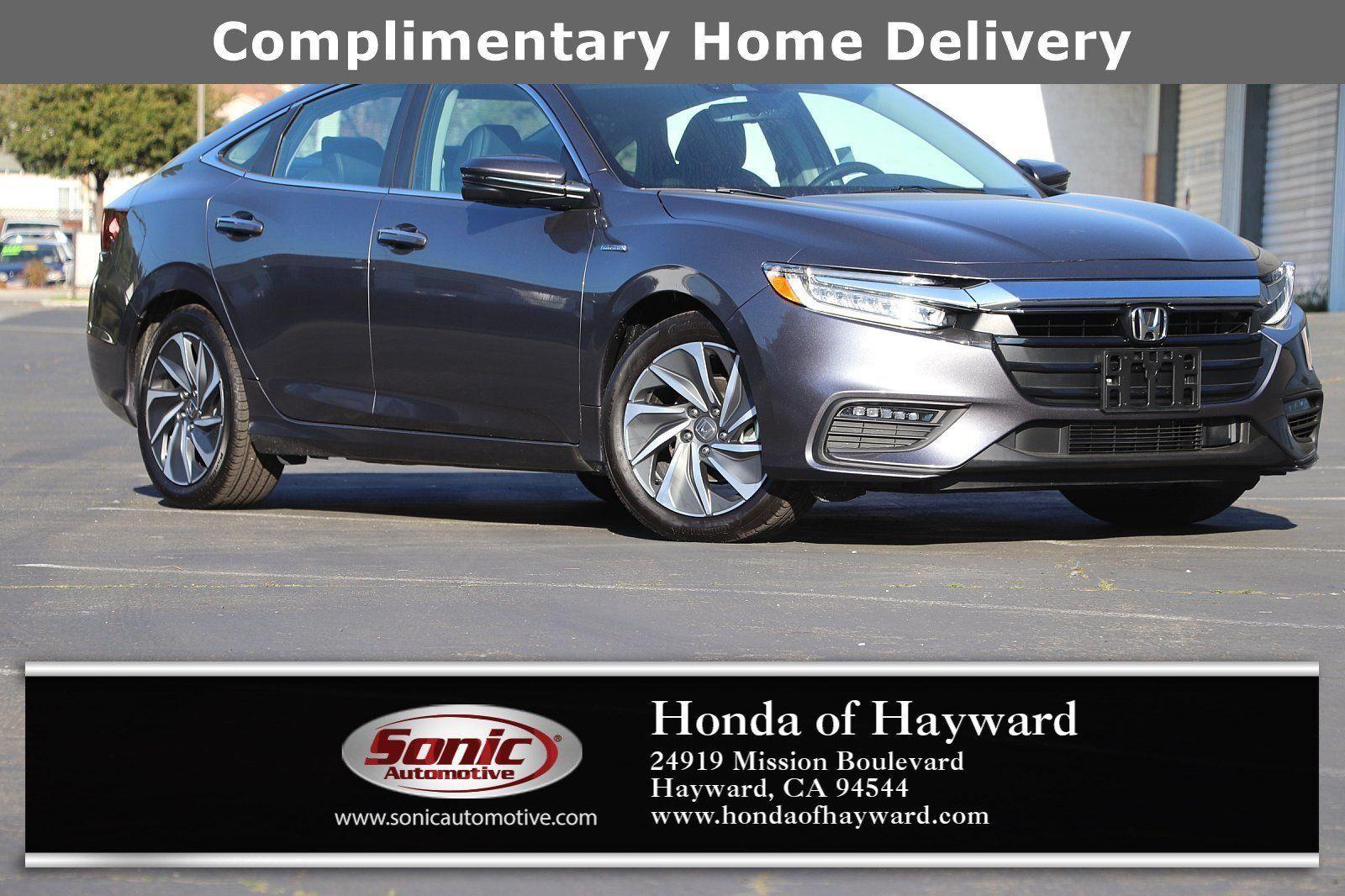 New 2020 Honda Insight