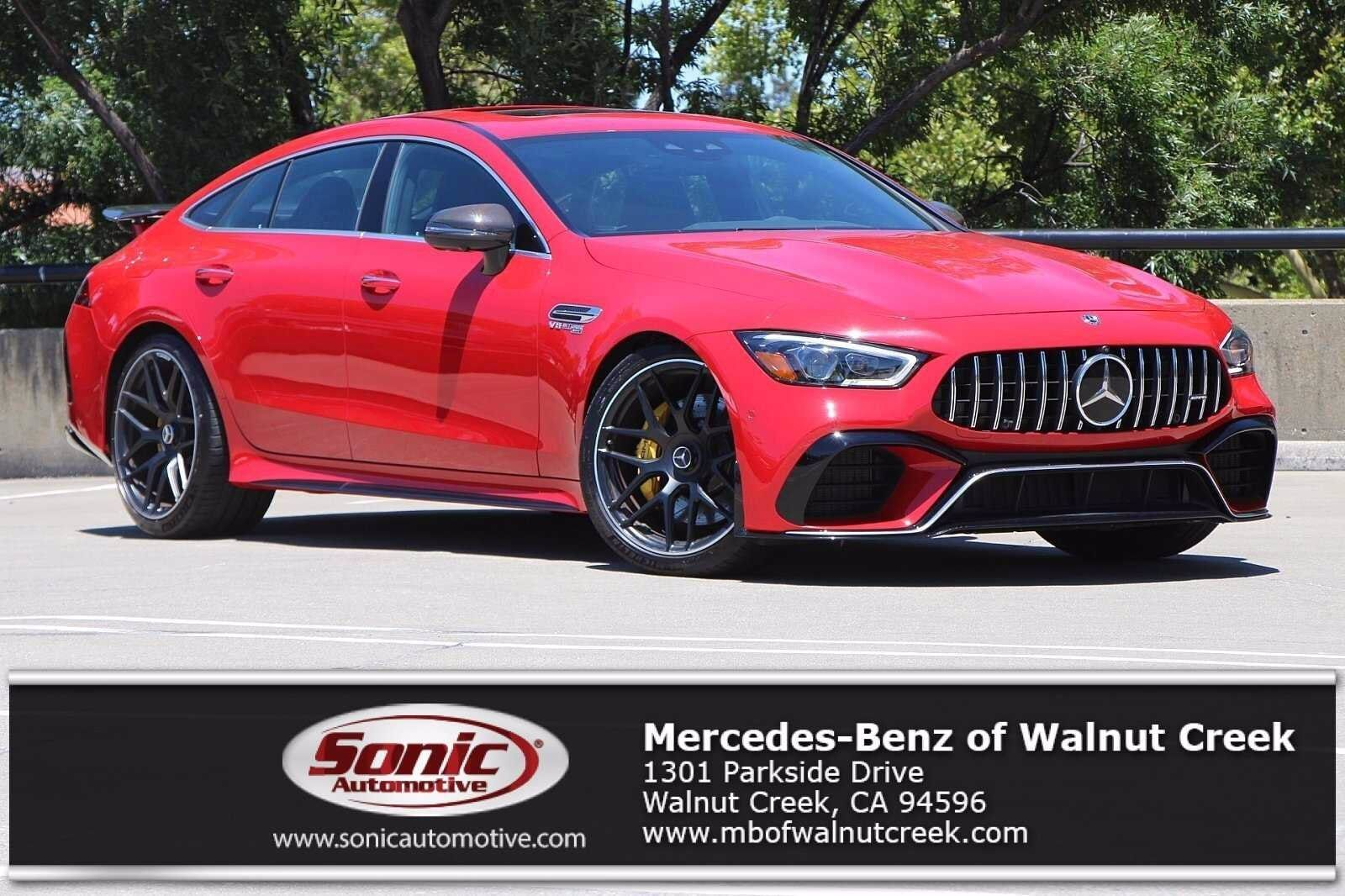 Used 2019 Mercedes-Benz AMG GT
