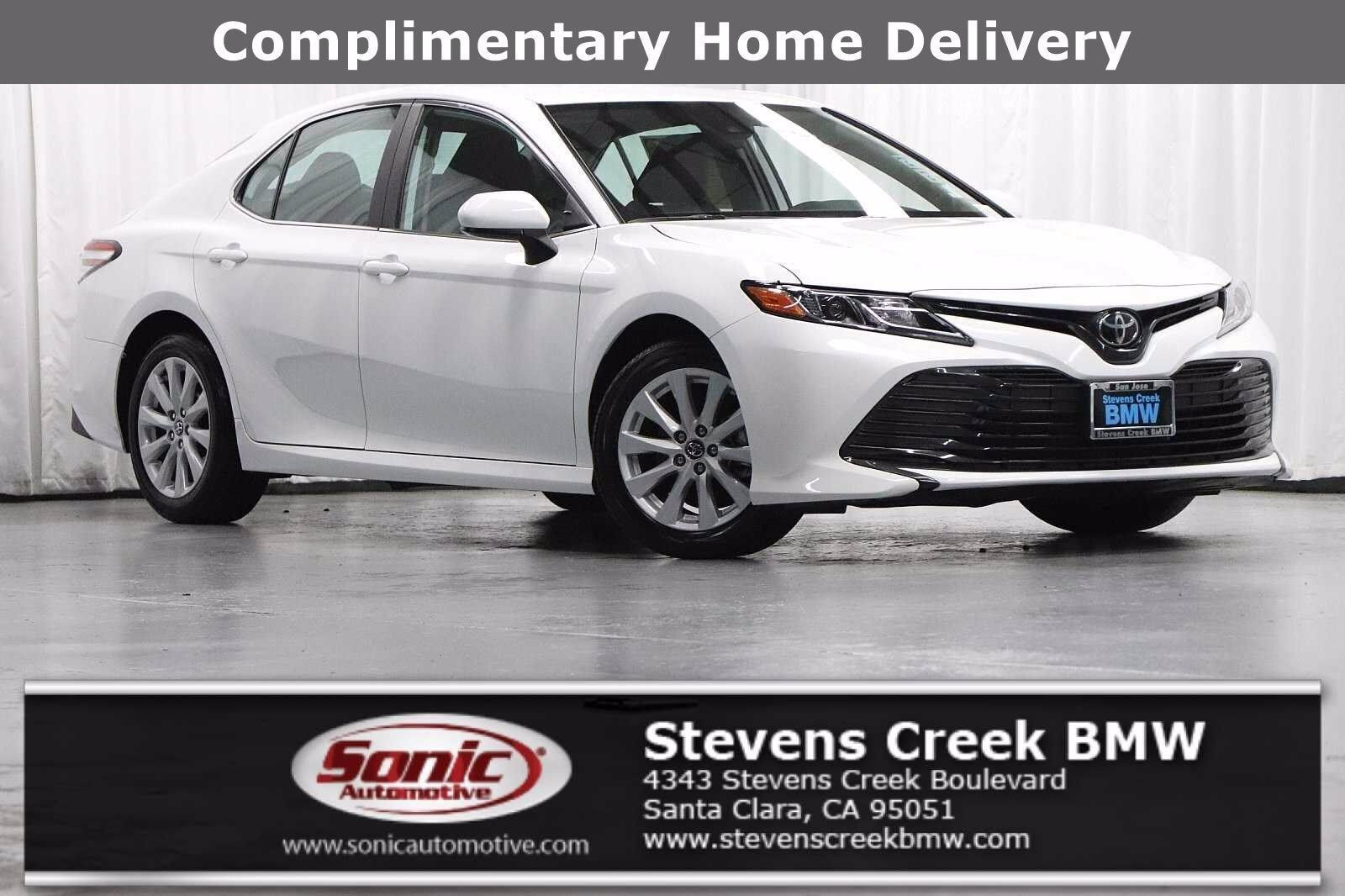 Used 2020 Toyota Camry