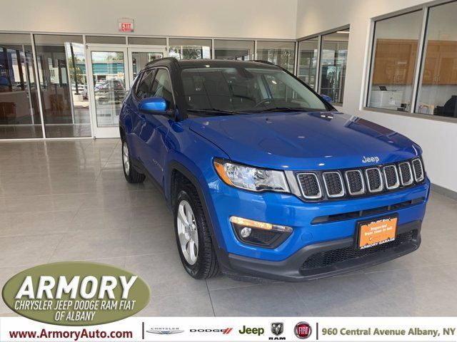 Used 2018 Jeep Compass