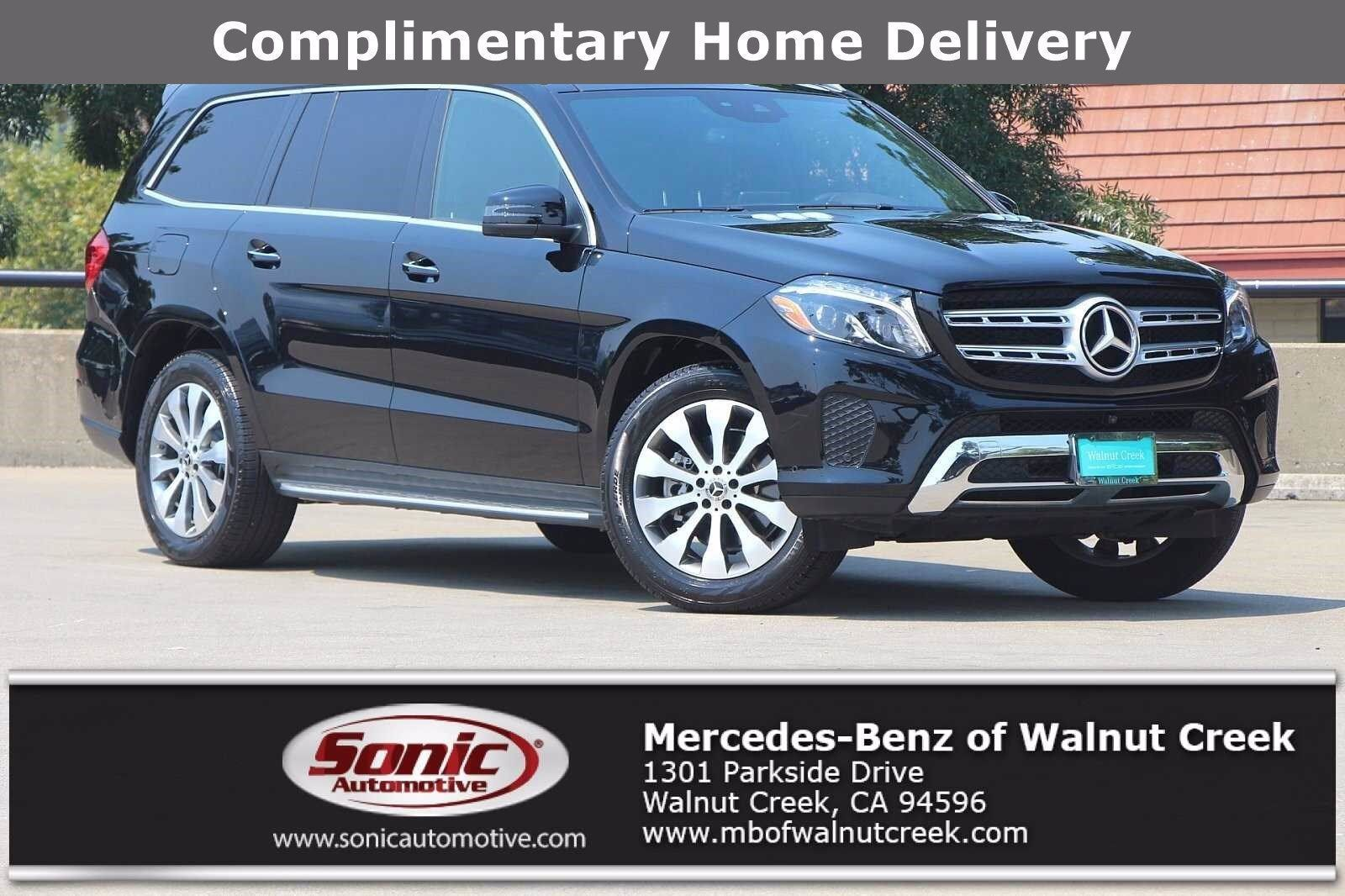 Used 2019 Mercedes-Benz GLS