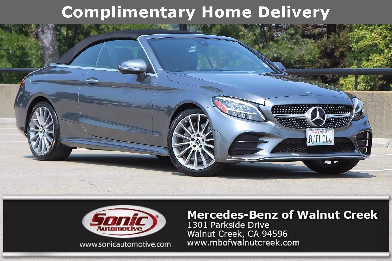 Used 2019 Mercedes-Benz C-Class