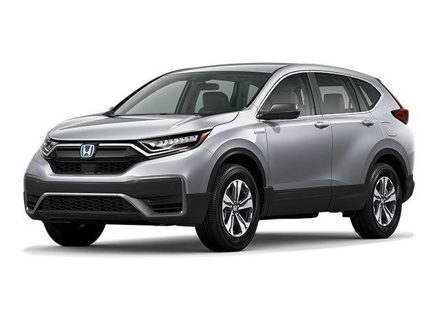 New 2020 Honda CR-V