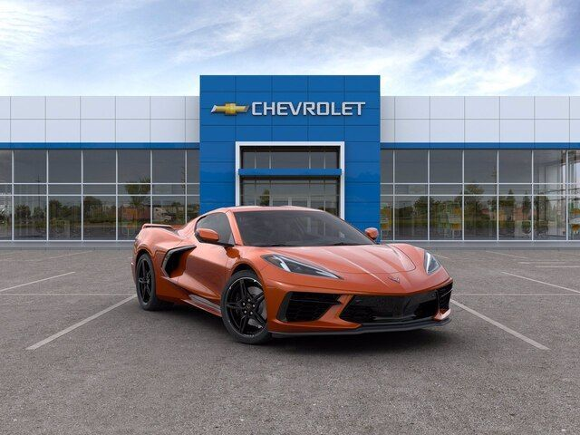 New 2020 Chevrolet Corvette