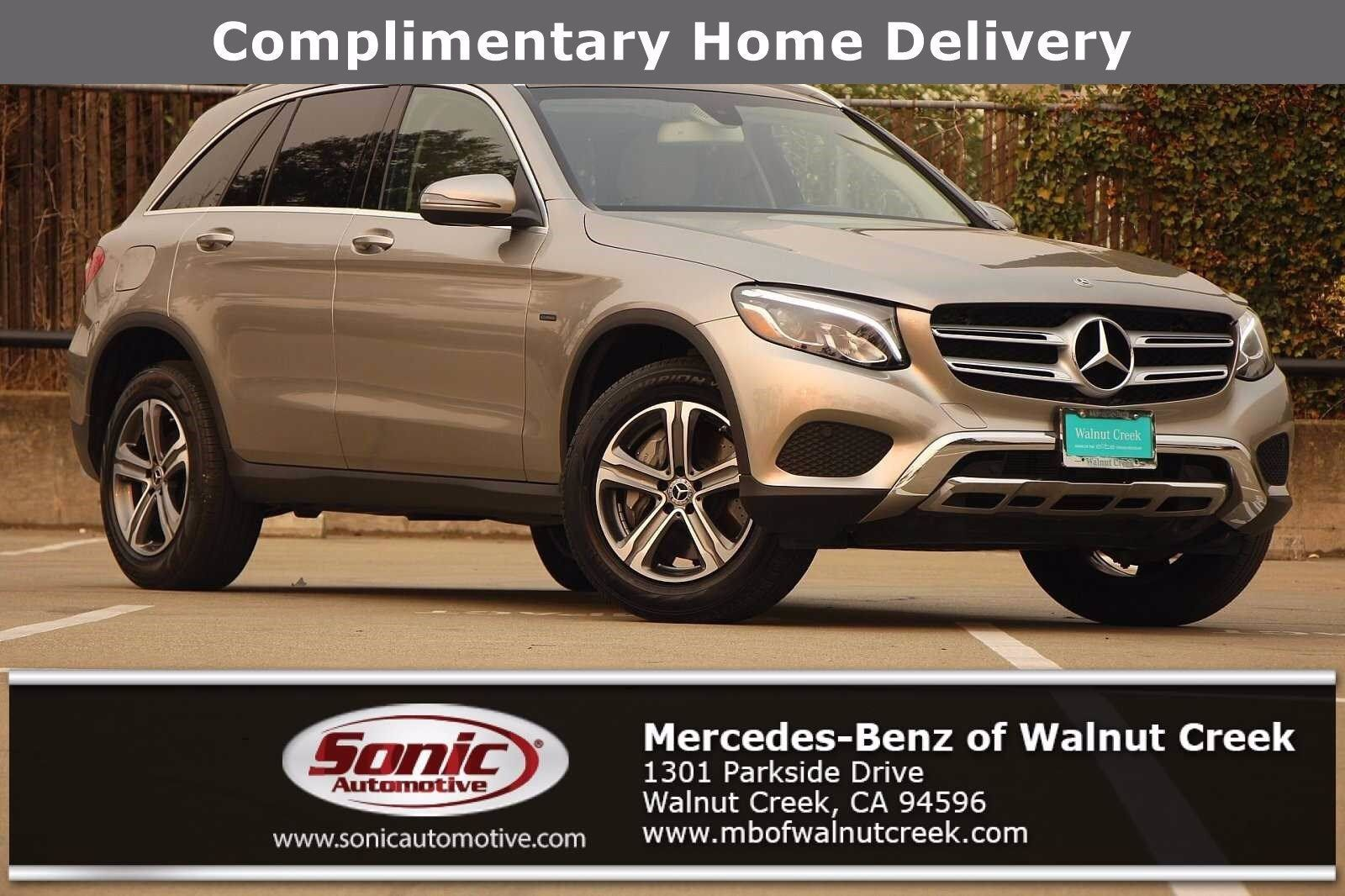 Used 2019 Mercedes-Benz GLC
