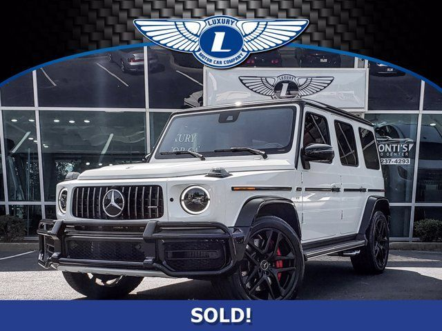 Used 2020 Mercedes-Benz G-Class