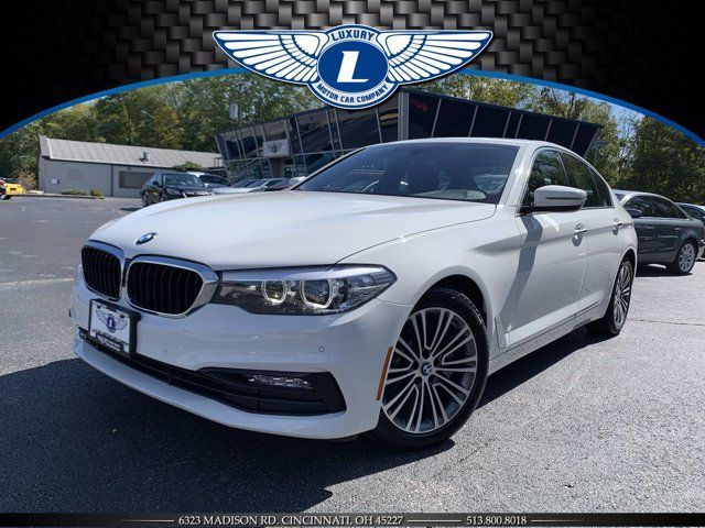 Used 2017 BMW 5 Series