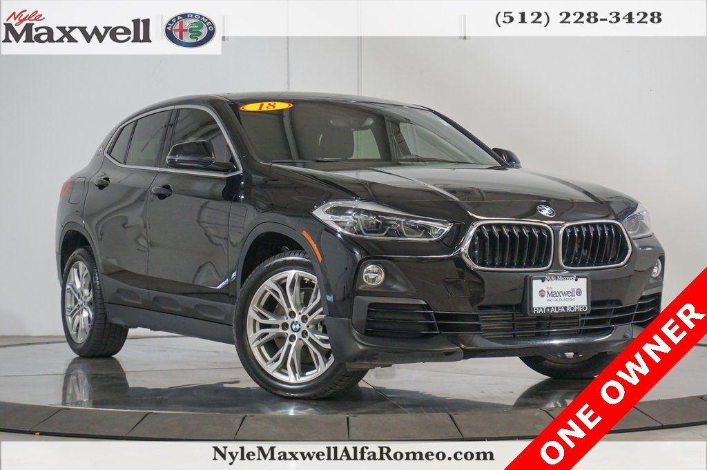 Used 2018 BMW X2