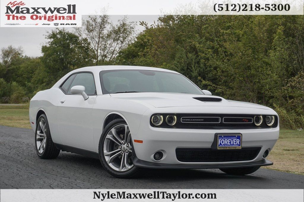 Used 2020 Dodge Challenger