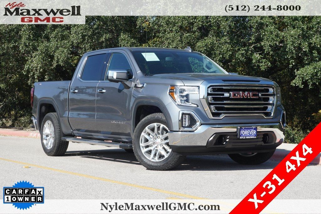 Used 2020 GMC Sierra 1500