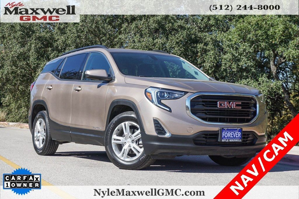 Used 2018 GMC Terrain